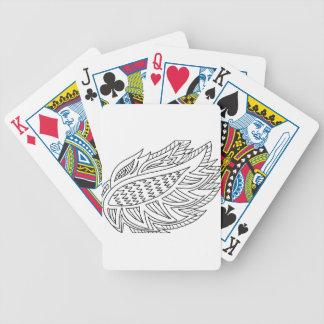 FireBird Coloring DIY Doodle Poker Deck
