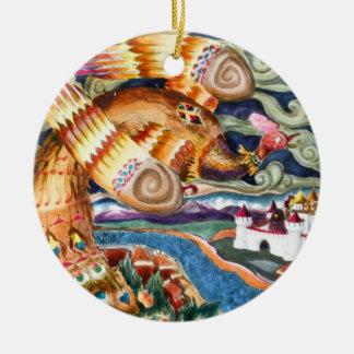 Firebird Ornament