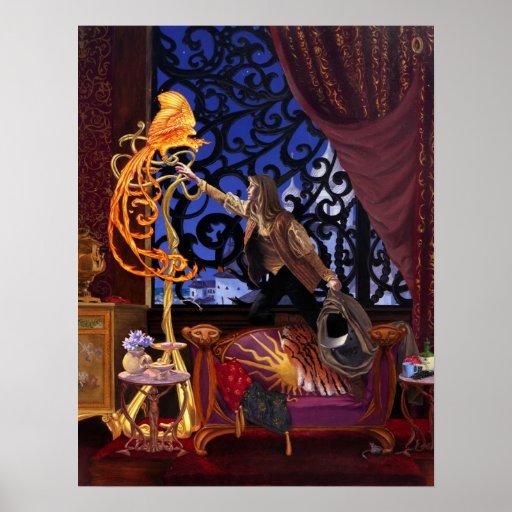 Firebird - Print or Poster