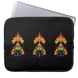 Firebird trio laptop computer sleeve