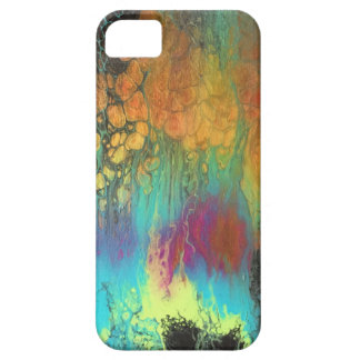 Firefall Abstract Art Phone Case