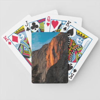 Firefall Bicycle Playing Cards