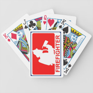 Firefigher Playing Cards