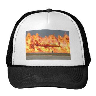 Firefighter Aircraft Trucker Hat