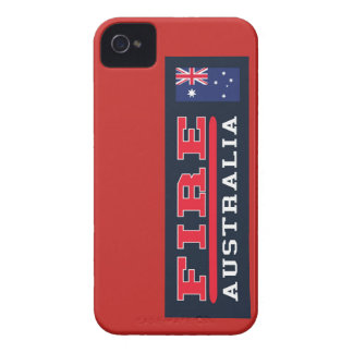 Firefighter Australia phone case