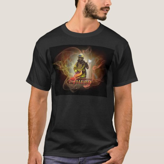 Firefighter Axe T-Shirt