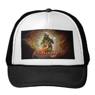 Firefighter Axe Trucker Hat