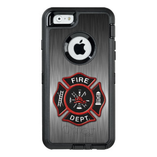 Firefighter Badge Deluxe OtterBox iPhone 6/6s Case