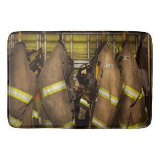 Firefighter - Bunker Gear Bath Mat