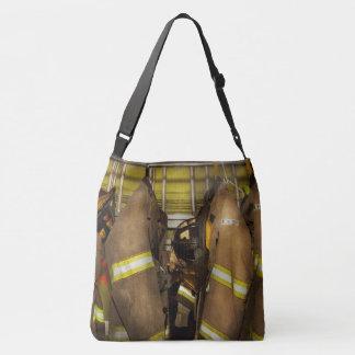 Firefighter - Bunker Gear Crossbody Bag