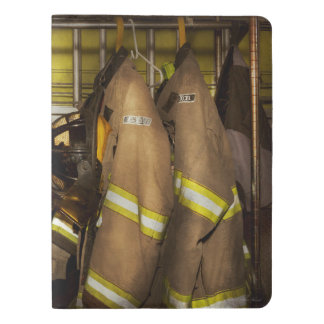Firefighter - Bunker Gear Extra Large Moleskine Notebook