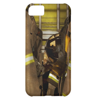 Firefighter - Bunker Gear iPhone 5C Case
