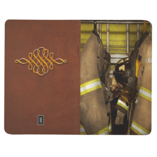 Firefighter - Bunker Gear Journal