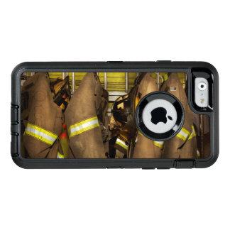 Firefighter - Bunker Gear OtterBox Defender iPhone Case