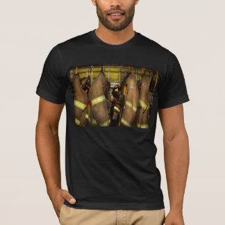 Firefighter - Bunker Gear T-Shirt