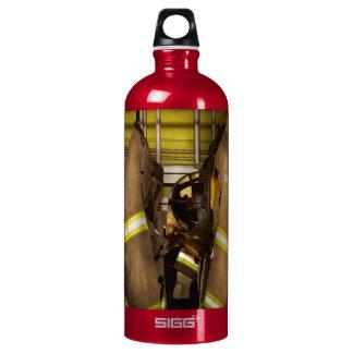 Firefighter - Bunker Gear Water Bottle