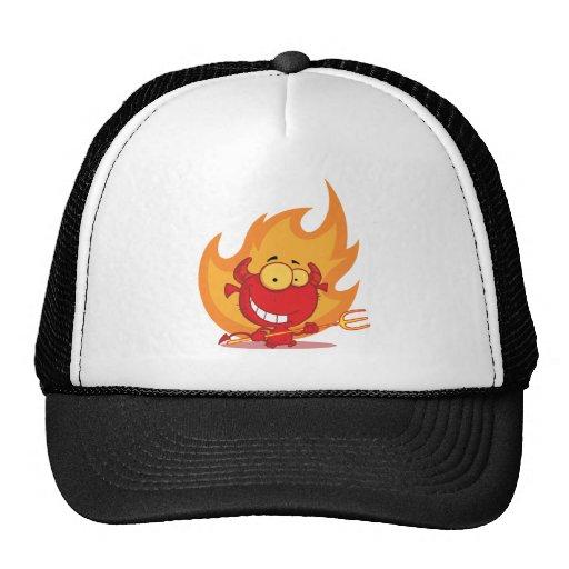 FireFighter Career Mesh Hat
