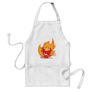 FireFighter Career Standard Apron