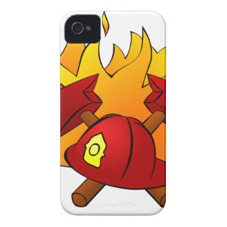 Firefighter Case-Mate iPhone 4 Case