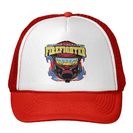 Firefighter Courage Hat