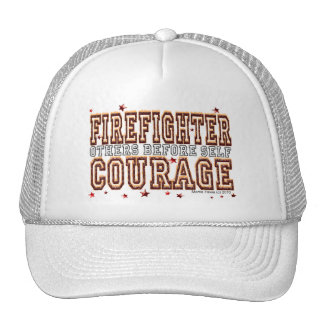 Firefighter Courage: Others Before Self (2) - Hat