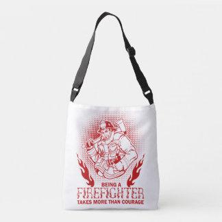 Firefighter Crossbody Bag