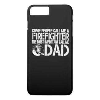 FIREFIGHTER DAD iPhone 7 PLUS CASE