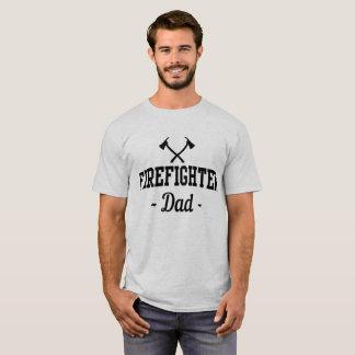 Firefighter Dad / Proud Parent T-Shirt