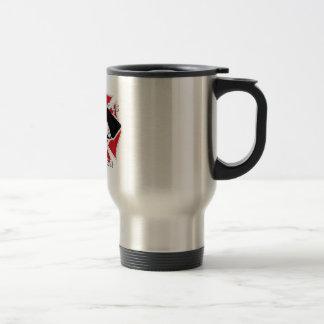 Firefighter daughter travel mug