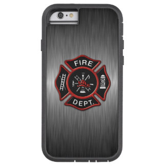 Firefighter Deluxe Tough Xtreme iPhone 6 Case