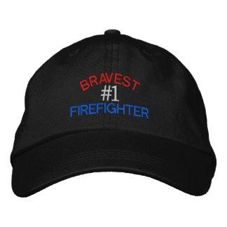 Firefighter Embroidered Baseball Cap