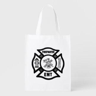 Firefighter EMT Market Totes