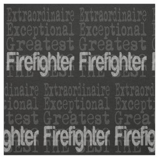 Firefighter Extraordinaire Fabric