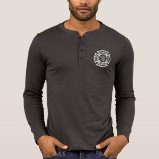 Firefighter Fire Dept Logo Shirt