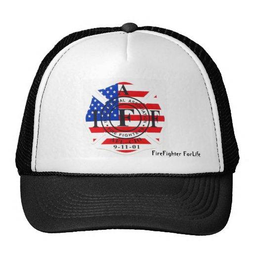 FireFighter ForLife Mesh Hat