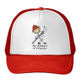 Firefighter Gift Trucker Hat