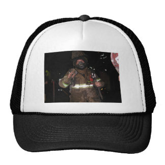 Firefighter gifts hat