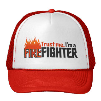 Firefighter hat - choose color