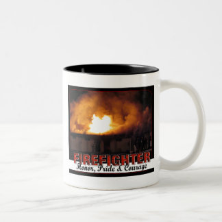 Firefighter Honor Mug
