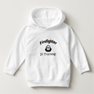 Firefighter In Training Hoodie