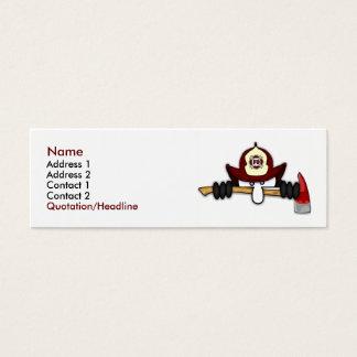 Firefighter Kilroy Profile Card 1
