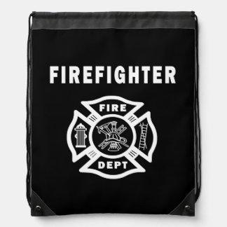Firefighter Logo Backpack