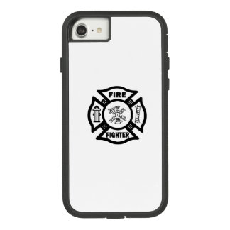 Firefighter Logo Case-Mate Tough Extreme iPhone 8/7 Case