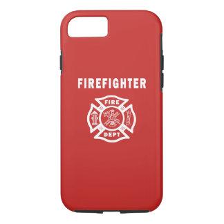 Firefighter Logo iPhone 8/7 Case