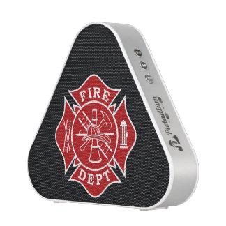 Firefighter Maltese Cross Pieladium Speaker