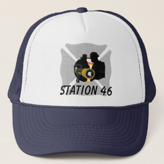 Firefighter Maltese Nozzle Hat