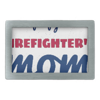 firefighter_mom belt buckle