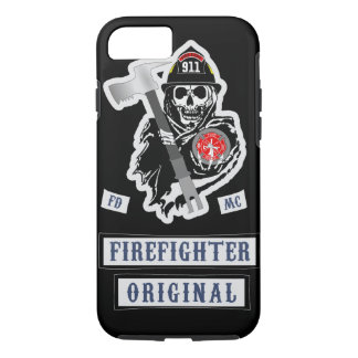 Firefighter Motorcycle Club iPhone 8/7 Case