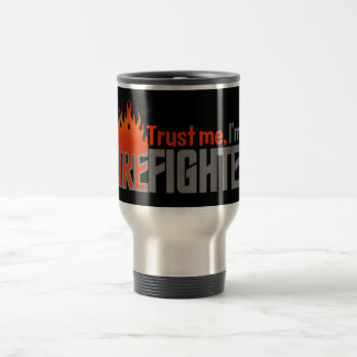 Firefighter mug - choose style & color