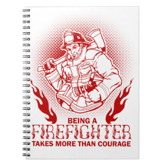 Firefighter Notebook
